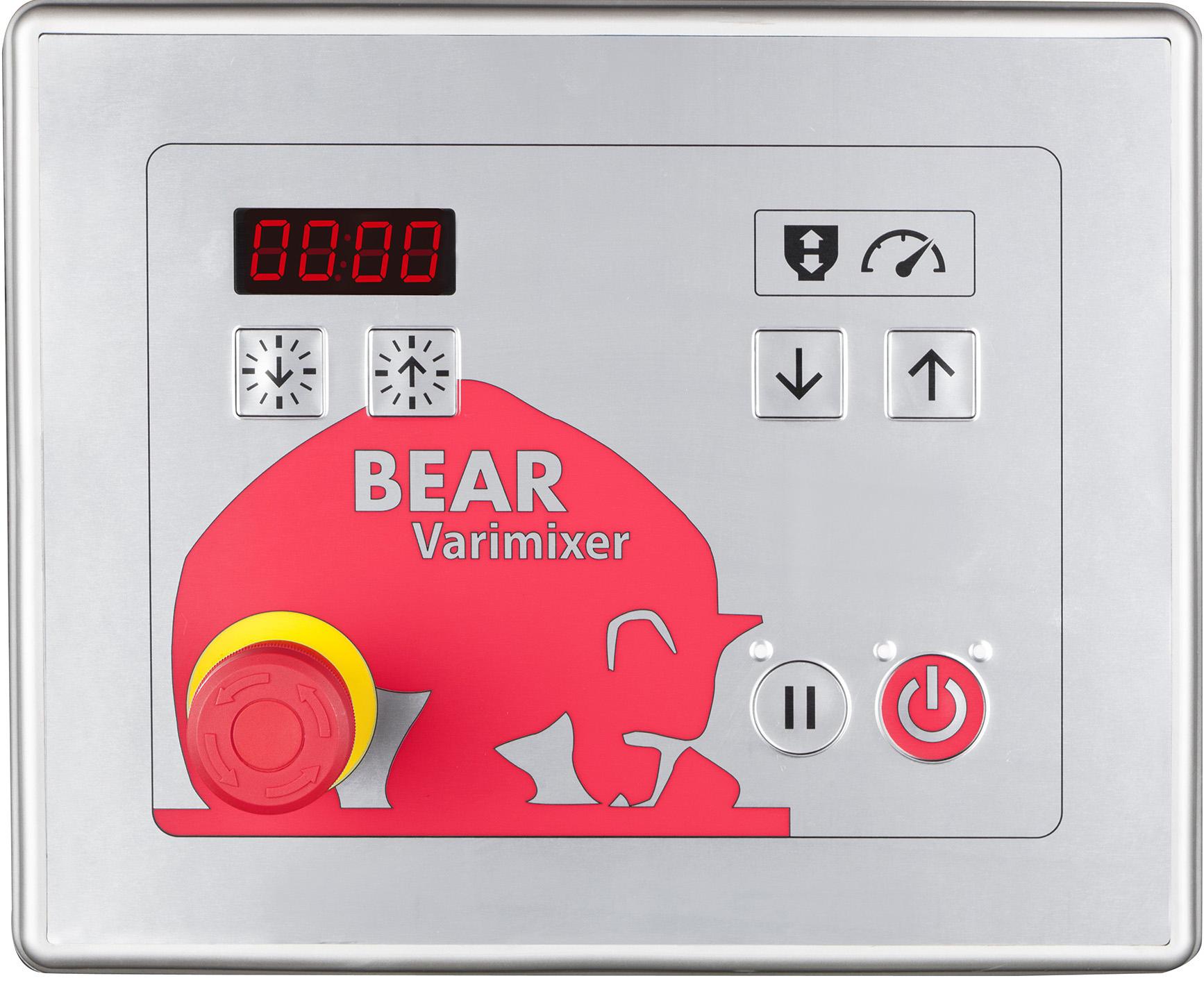 BEAR VARIMIXER Панель управления VL-1L (AR100-AR200)