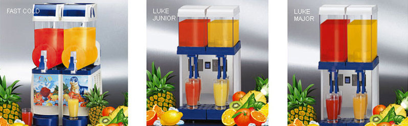 CAB Охладитель напитков Fast Cold Luke Junior Luke Major