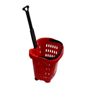 CARTENO TR пластик красная
