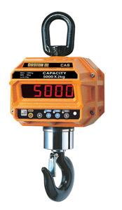 Серия CASTON-III Весы крановые для использования в тяжелых отраслях промышленности