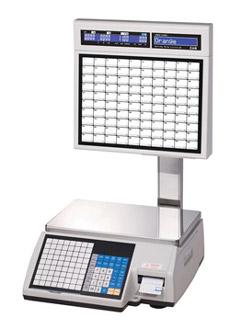 весы Cas Серия CL5000J-IS