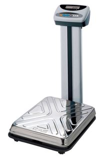 Серия DL Весы напольные с жидкокристаллическим дисплеем