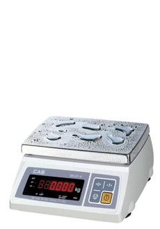 Серия SWII Весы для простого взвешивания повышенной точности SWII-W