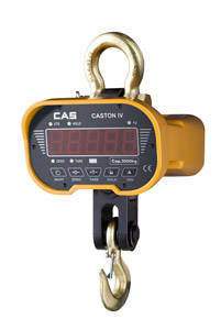 весы Cas Серия CASTON-I Весы крановые для средних нагрузок CASTON-I 1,2,3,5 THA