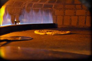 Печь для пиццы CEKY газ S100 квадратная фронт керамическая плитка