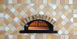 CEKY Печи для пиццы дровяные квадратные