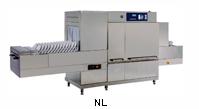 COMENDA Посудомоечная машина непрерывного действия ленточного типа NL