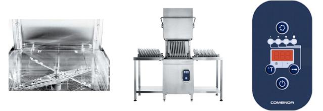 COMENDA Посудомоечные машины купольного типа