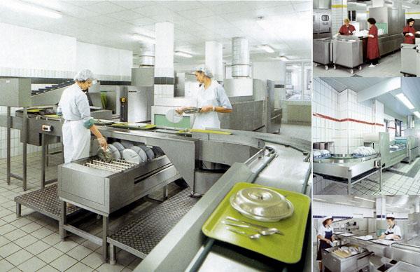 Meiko Автоматическая Полуавтоматическая Посудомоечная машина Посудомойка