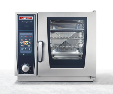 Пароконвектомат RATIONAL SCC XS 6 2/3 5 SENSES B608100.01