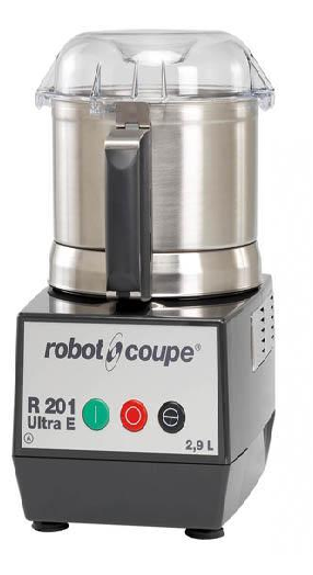 ПРОЦЕССОР КУХОННЫЙ ROBOT COUPE R 201 Ultra E