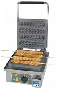 ROLLER GRILL Вафельница GES23 Для изготовления вафель на палочках