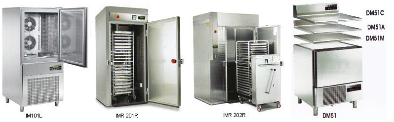 SAGI Шкафы и камеры шокового охлаждения заморозки