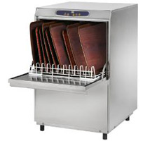 Фронтальная посудомоечная машина Silanos N800 TRONIC