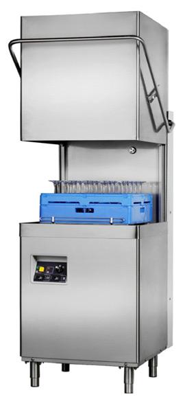 Посудомоечная машина купольной загрузки Silanos  N1300