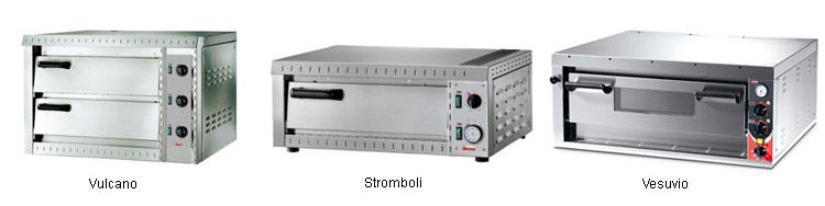 Sirman Печи для пиццы Печь для пиццы Vulcano Stromboli Vesuvio