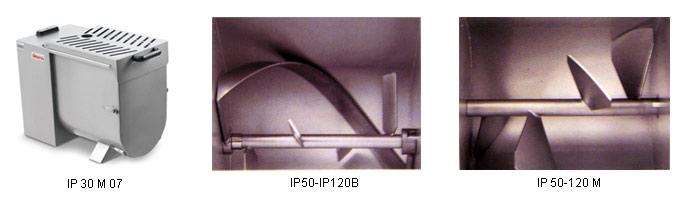 Sirman Фаршемешалка IP30M07 IP50-IP120B IP50-120M