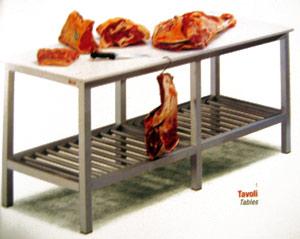 Sirman Стол для рубки мяса
