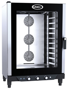 Пекарские конвекционные шкафы с пароувлажнением линия BakerTopLux  XB 893