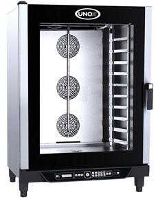 Пекарские конвекционные шкафы с пароувлажнением линия BakerTopLux  XB 895