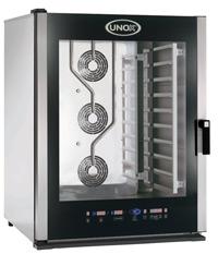 UNOX XBC 805E Пекарские конвекционные шкафы линия BakerTop Evolution