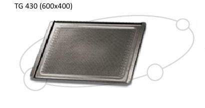 UNOX Перфорированный алюминиевый противень с тефлоновым покрытием TG 435