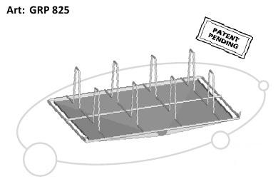 UNOX Противень для кур Pollo GRP 825