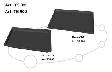 UNOX Противень Black 20 40 TG 895 900