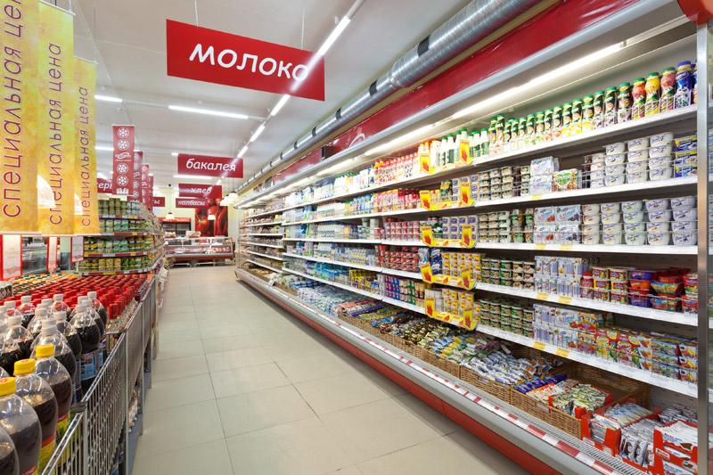 Сеть «антисанкционных» продовольственных магазинов намерены открыть в Ульяновске